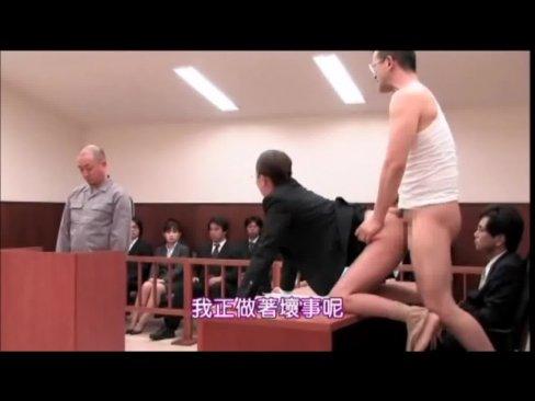 ทนายเย็ดหีแก้ต่างกันในศาล