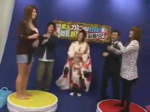เกมโชว์ญี่ปุ่นทะลึ่งลามก ให้ผู้แข่งขันเย็ดกันเอง