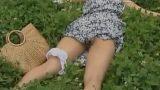 หนังโป๊ญี่ปุ่น ผู้หญิงอยากโดนเย็ดแกล้งนอนอ่าหีล่อผู้ชาย