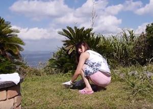 หนังโป๊ญี่ปุ่นไม่เซ็นเซอร์ ขอเย็ดหีผู้หญิงกลางแจ้ง