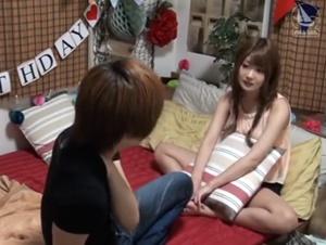 หลอกเย็ดในวันเกิด หลอกพาสาวมาเย็ดกันที่ห้องผู้ชาย