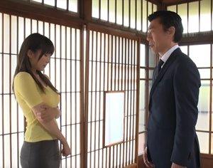 หนังโป๊ญี่ปุ่น พ่อผัวจับมัดข่มขืนลูกสะใภ้