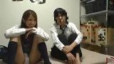 ผู้หญิงนั่งแหกหีดูหนังโป๊ญี่ปุ่น ในห้องผู้ชายแล้วก็เย็ดกัน