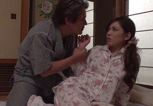 เย็ดสะใภ้ไม่เซ็นเซอร์ หนังโป๊ญี่ปุ่นแนวพ่อผัวเย็ดลูกสะใภ้