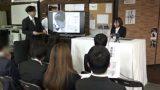 หนังโป๊ญี่ปุ่น ยืนเย็ดกันในงานแถลงข่าวบริษัทหนังav แอบเย็ดกันไม่อายคน